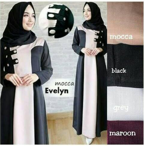 Gamis Evelyn