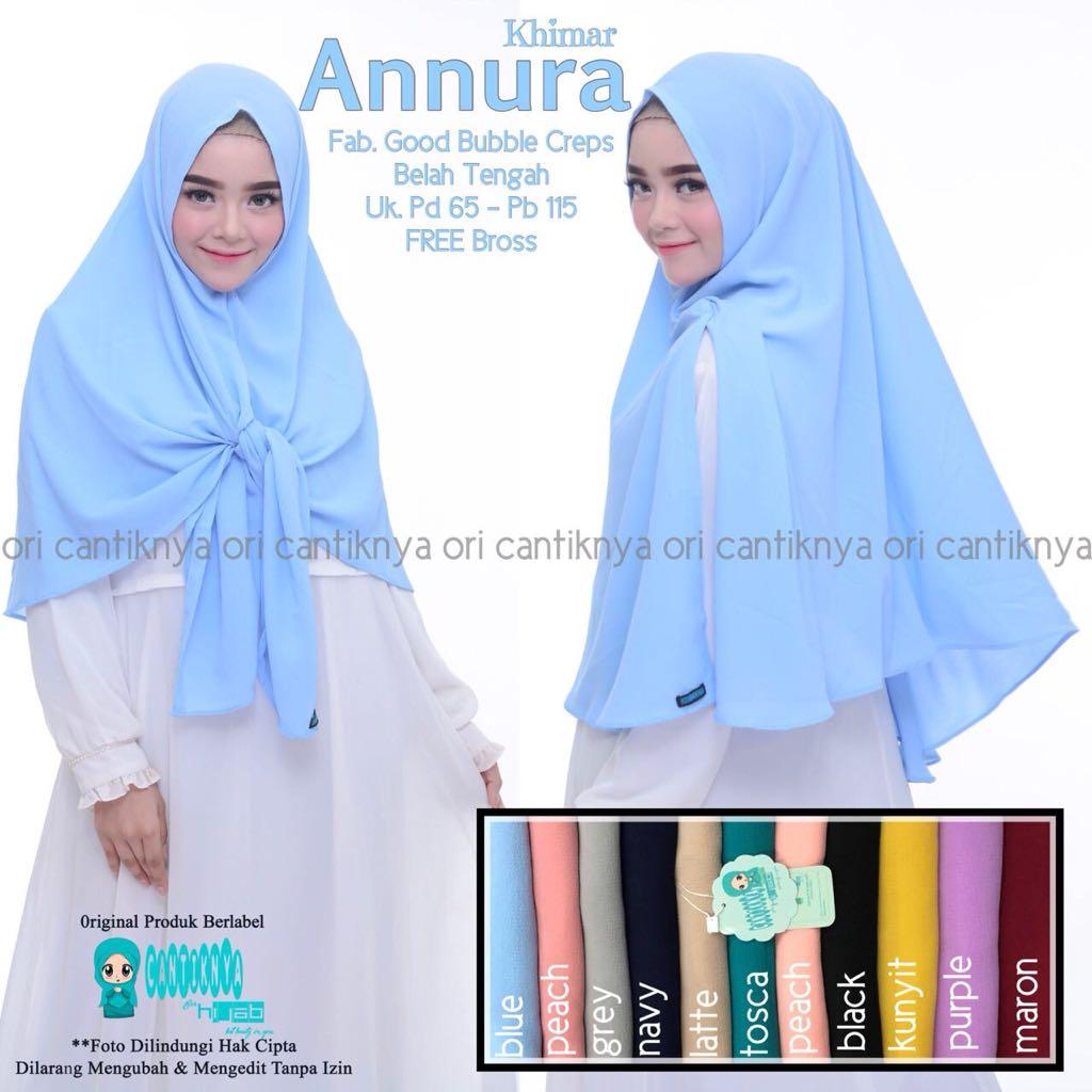 Gaun Kebaya Pengantin Muslimah Hijab Syari Kota Jakarta