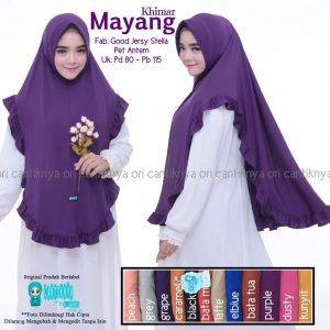 mayang hijab